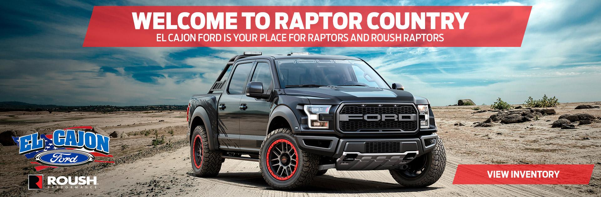 El Cajon Raptor Country