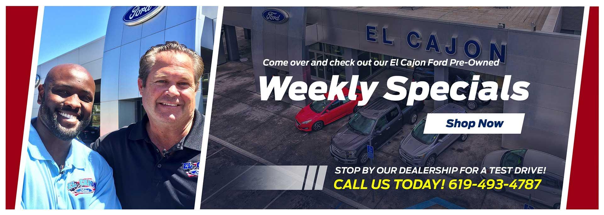 Ford Dealership Near San Diego, CA   El Cajon Ford