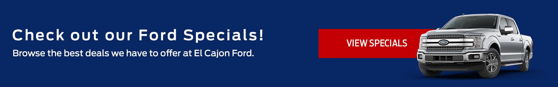 Elcajon Ford Specials Pencil Hero1