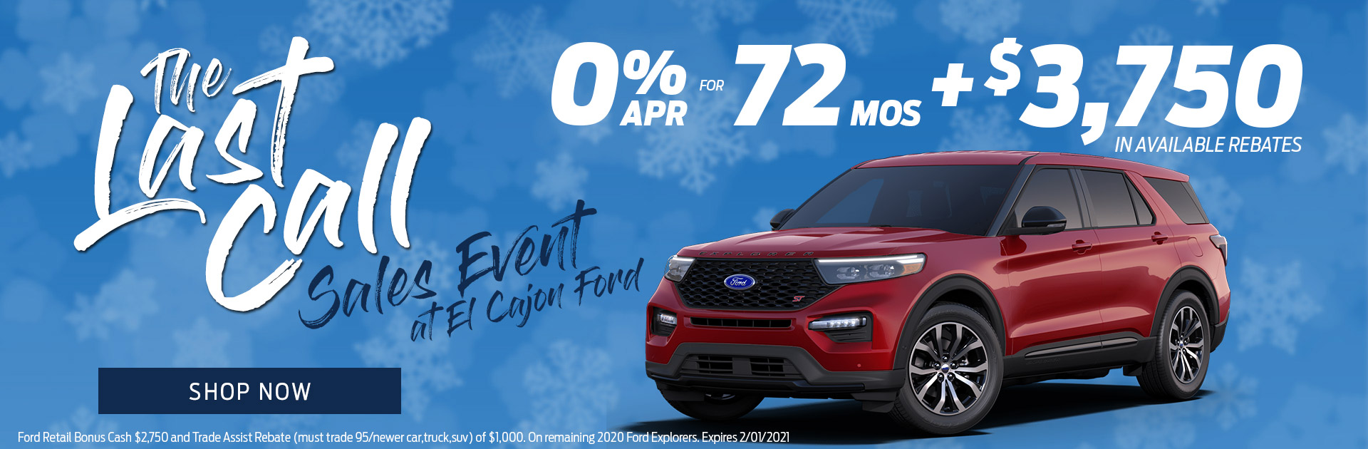 Last Call Sales Event1