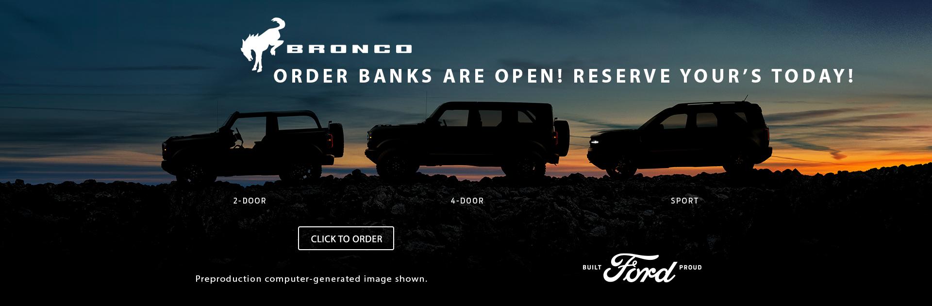 Bronco Order Now Slider 2