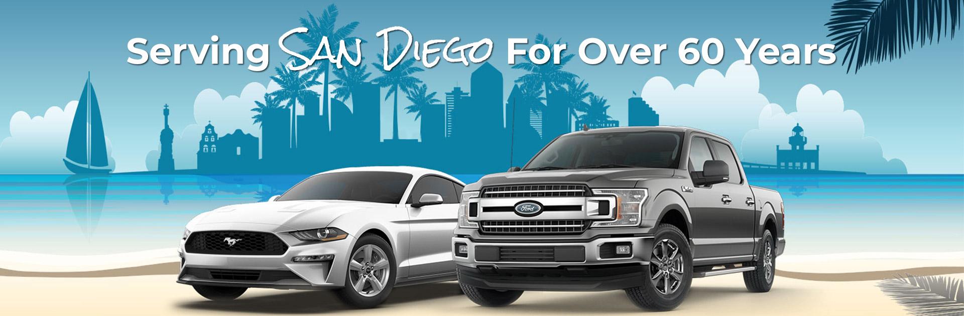 Encinatas Ford Evergreen
