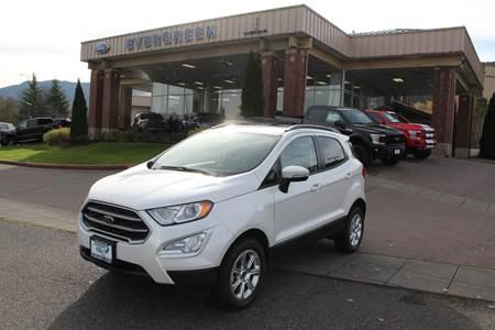 2018 Ford Ecosport Specials