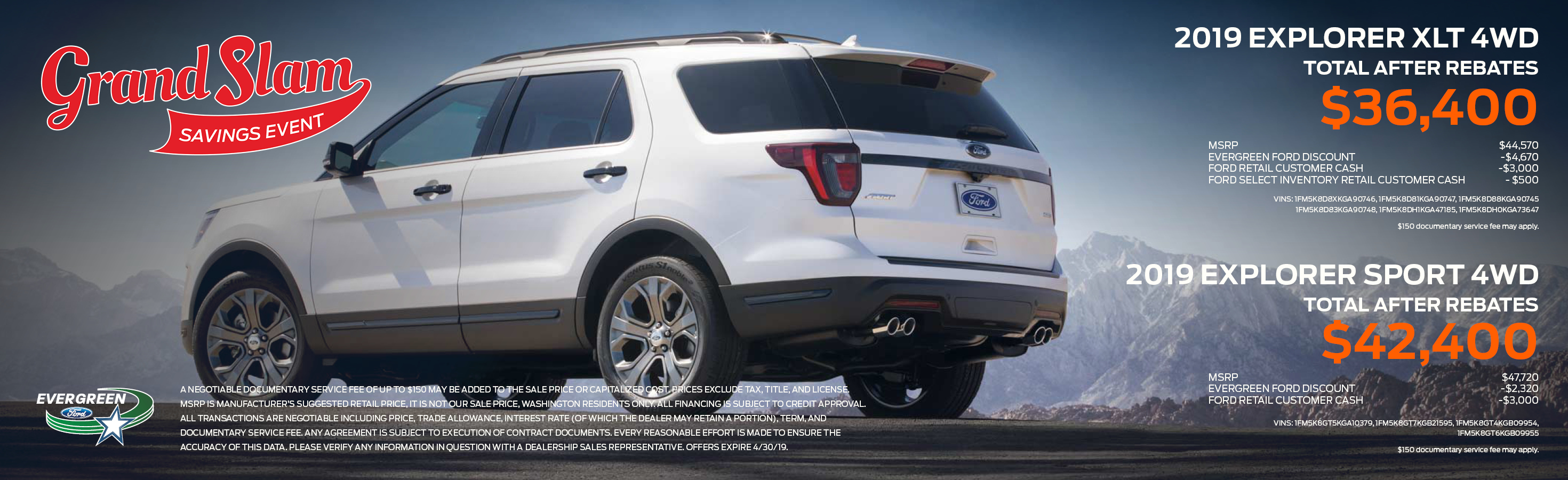 Ford Dealer Issaquah Wa New Used Cars For Near Seattle Evergreen