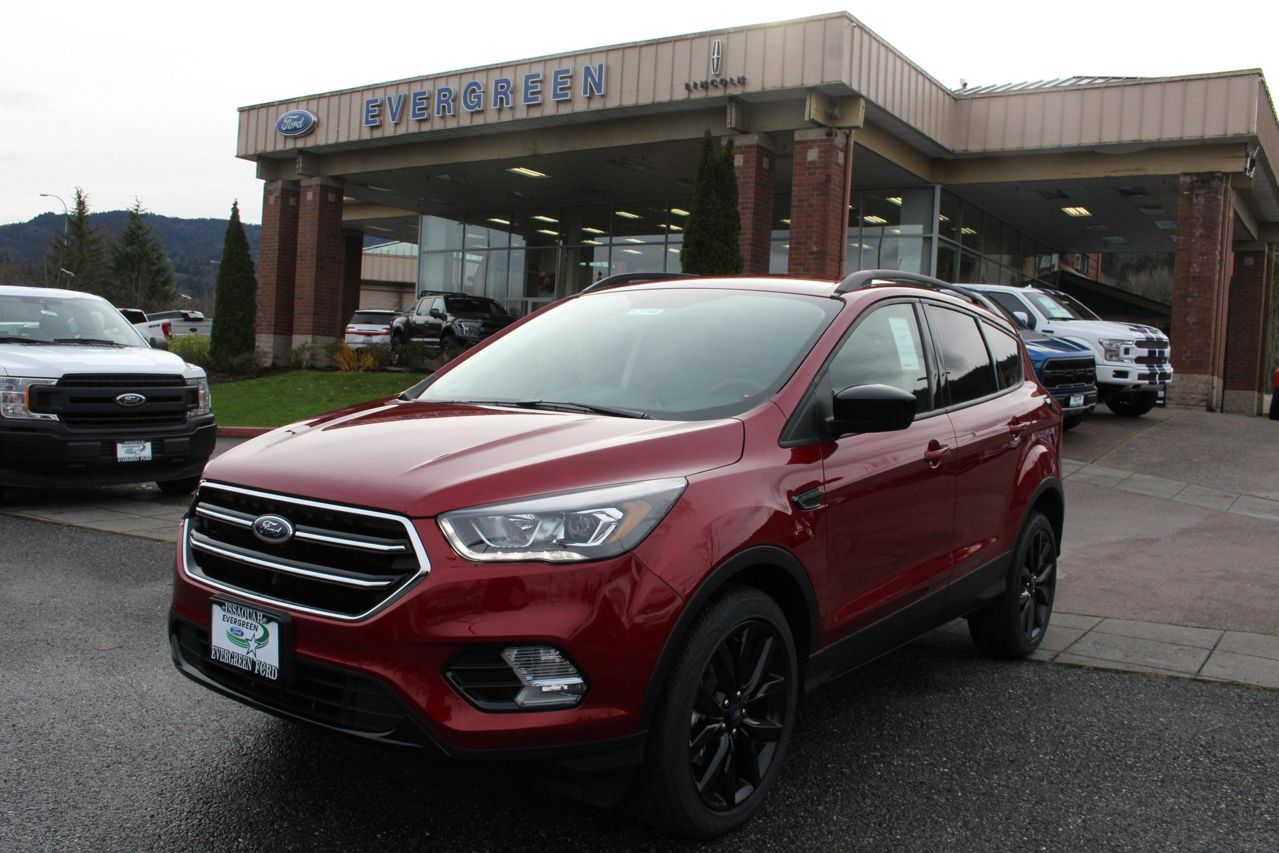 2019 Ford Escape for Sale near Bellevue
