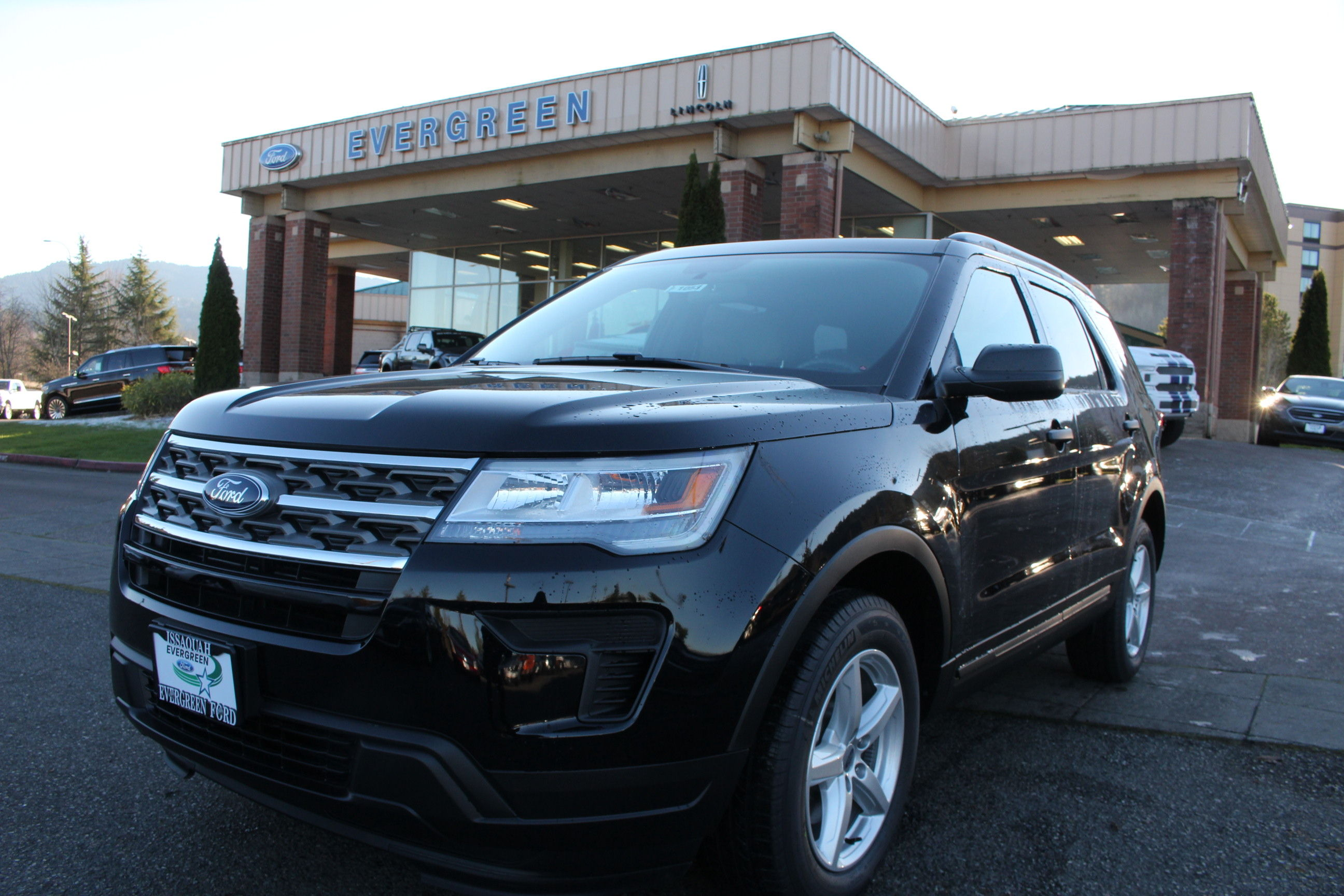 2019 Ford Explorer for Sale near Seattle