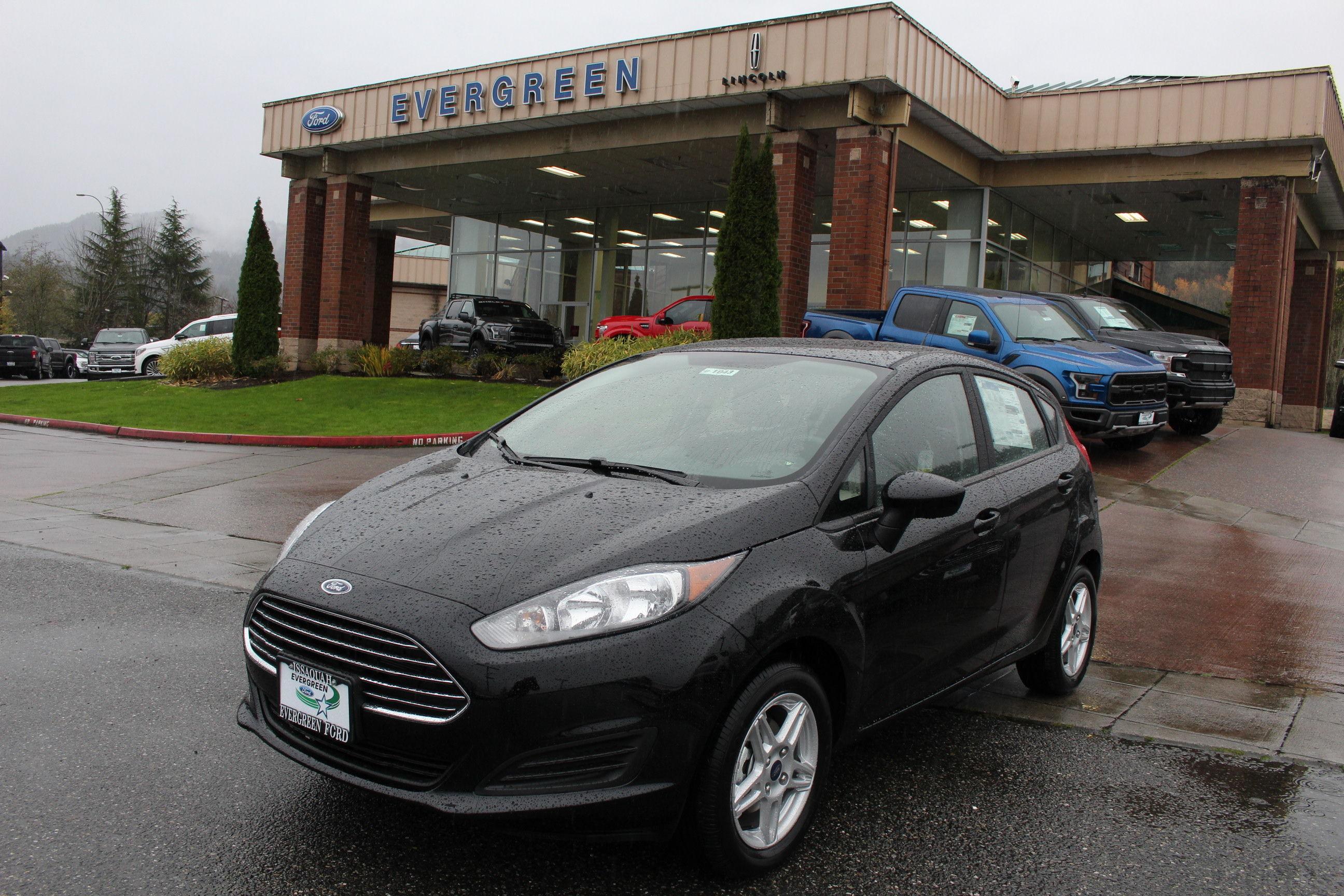 2019 Ford Fiesta for Sale near Seattle