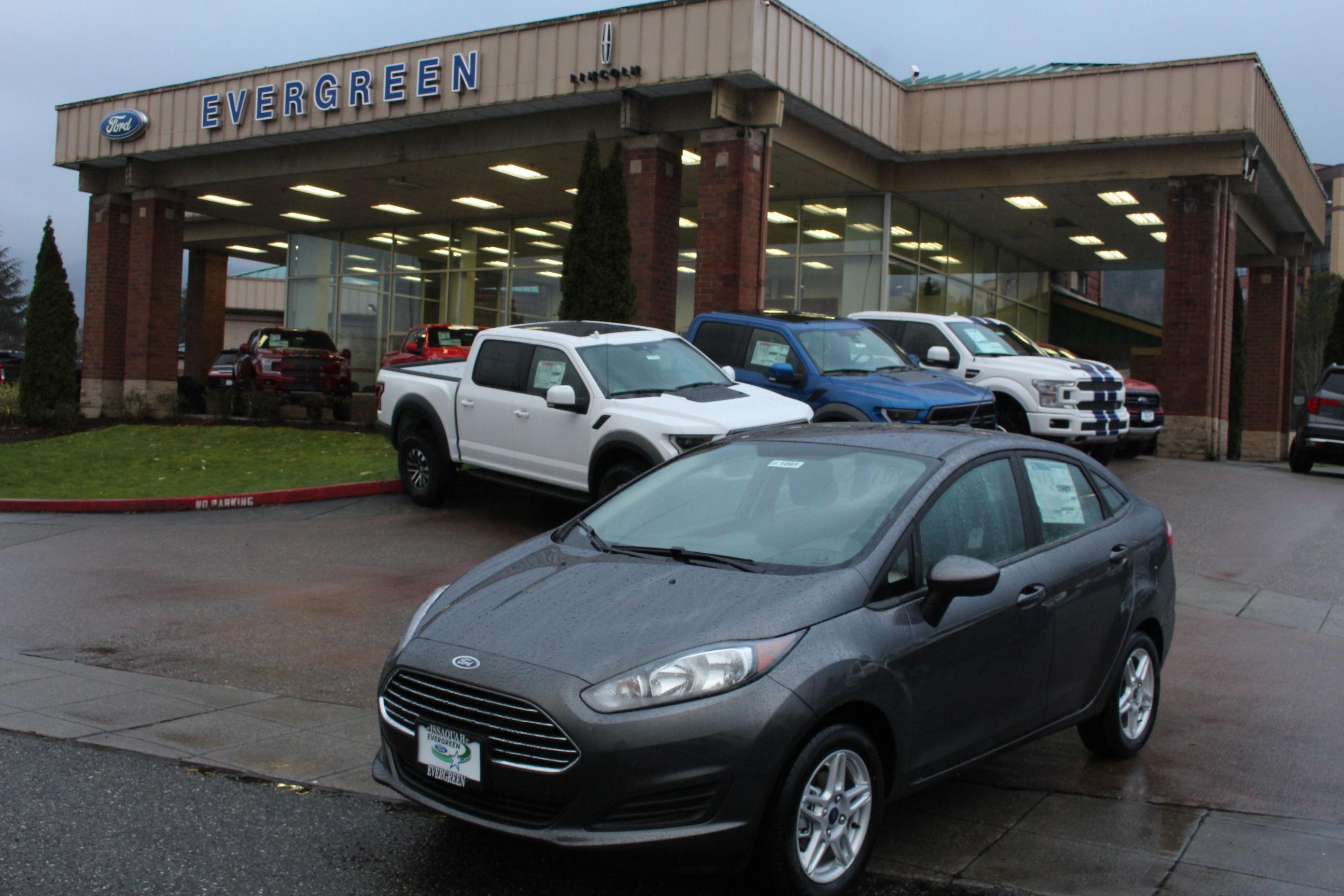 2019 Ford Fiesta for Sale near Bellevue