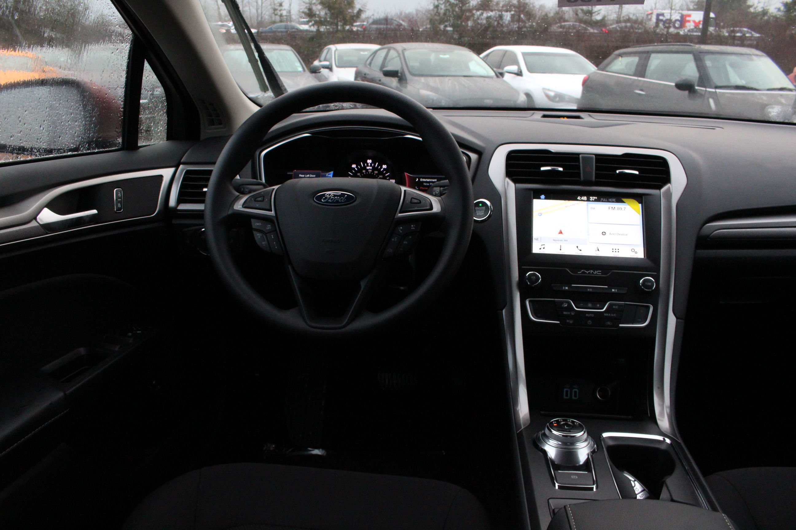 2019 Ford Fusion Hybrid for Sale near Bellevue