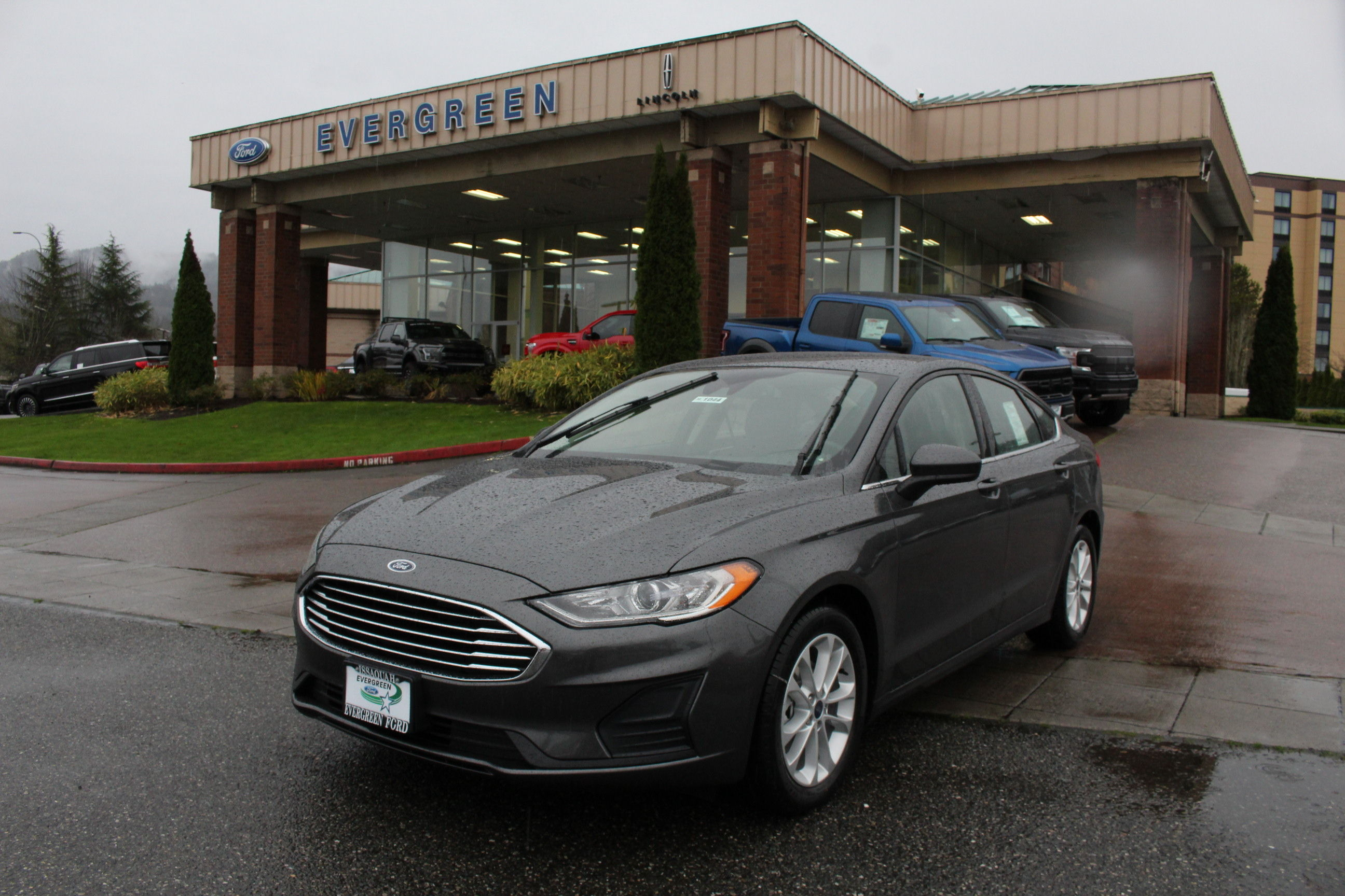 2019 Ford Fusion for Sale near Seattle