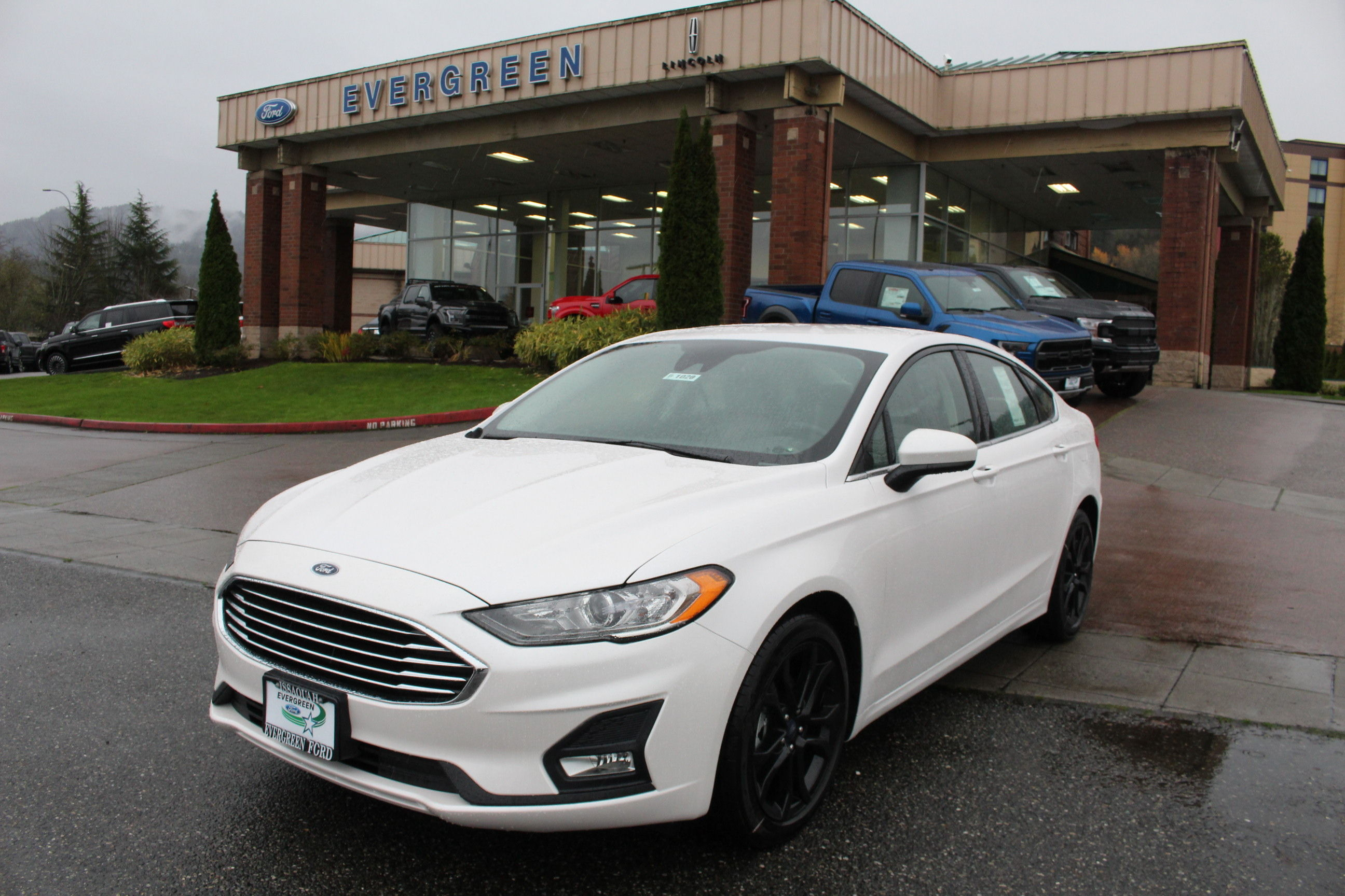 2019 Ford Fusion Hybrid for Sale near Seattle