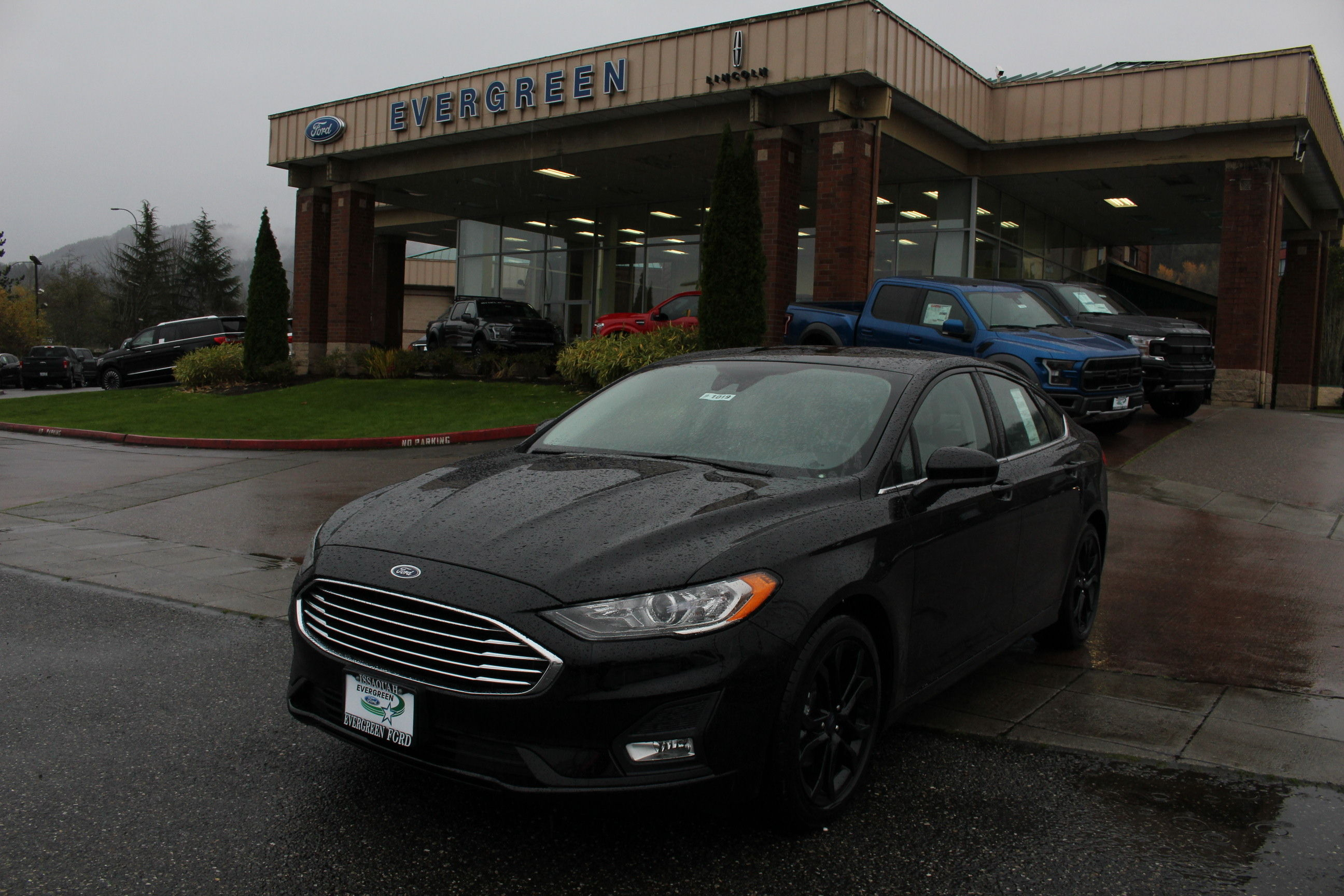 2019 Ford Fusion for Sale near Bellevue