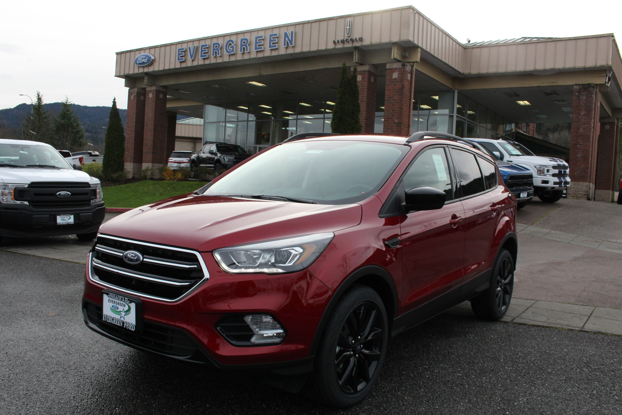 2019 Ford SUVs for Sale near Seattle