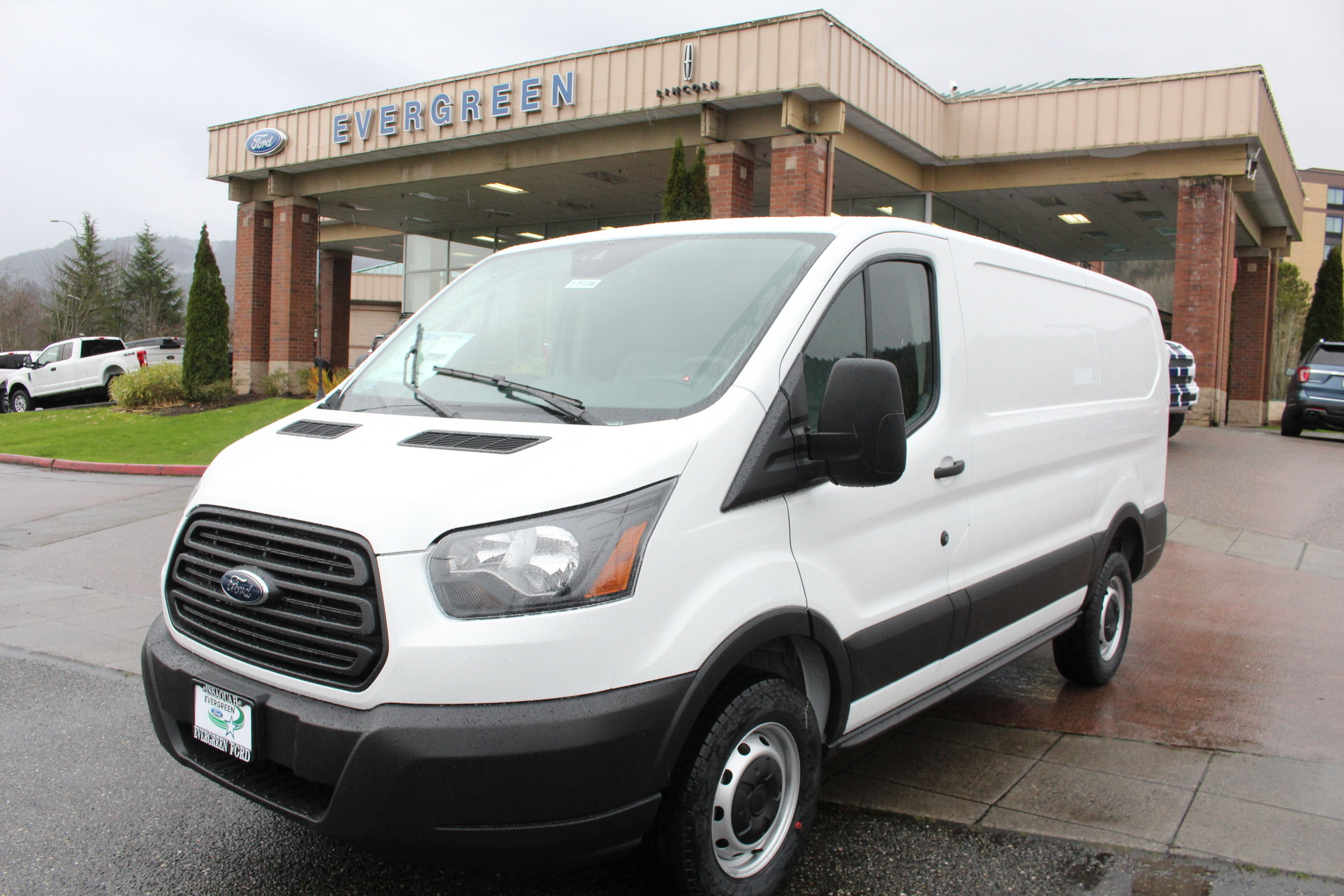 2019 Ford Transit for Sale near Seattle