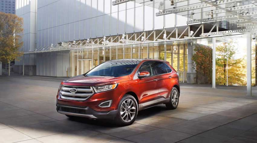 If So We Invite You To Come See The Ford Edge Near Plano Tx This Sporty Suv Is Loaded With Convenient Features