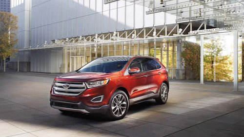 Ford Edge Near G Vine Tx