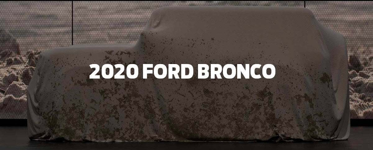 New 2020 Ford Bronco For Sale In North Richland Hills Tx