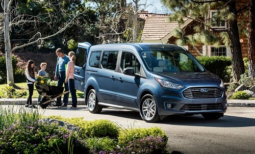 Ford Updates The Multi Purpose 2019 Transit Connect Wagon