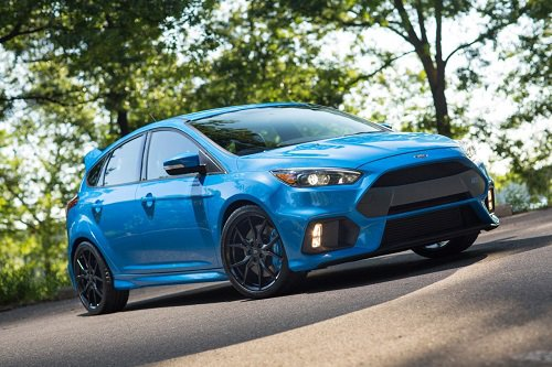 2016 ford focus rs arriving in plano texas soon. Black Bedroom Furniture Sets. Home Design Ideas
