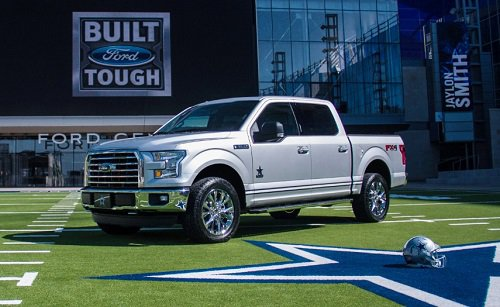 limited edition cowboys f 150 coming to select ford dealers. Cars Review. Best American Auto & Cars Review