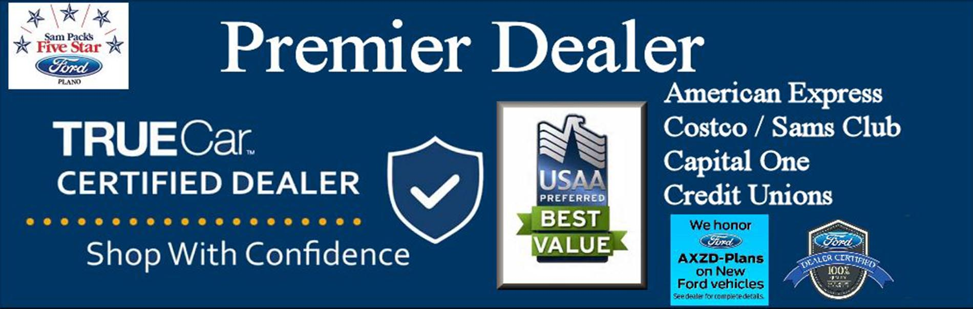 Sam Pack\'s Five Star Ford of Plano: New & Used Ford Dealership ...