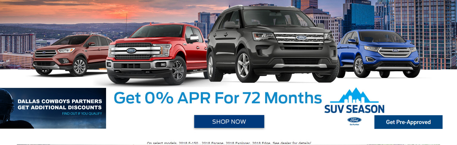 Five Star Ford Plano >> Sam Pack's Five Star Ford of Plano: New & Used Ford ...