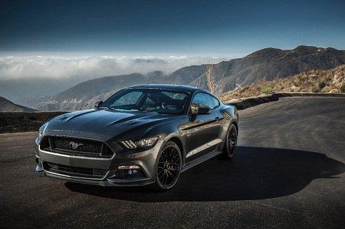 Ford Mustang Dallas