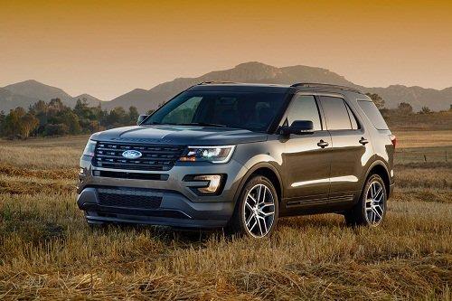 Ford Explorer Dallas
