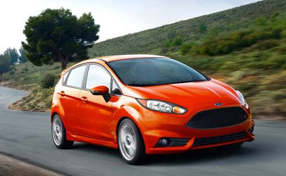 Ford Fiesta Dallas