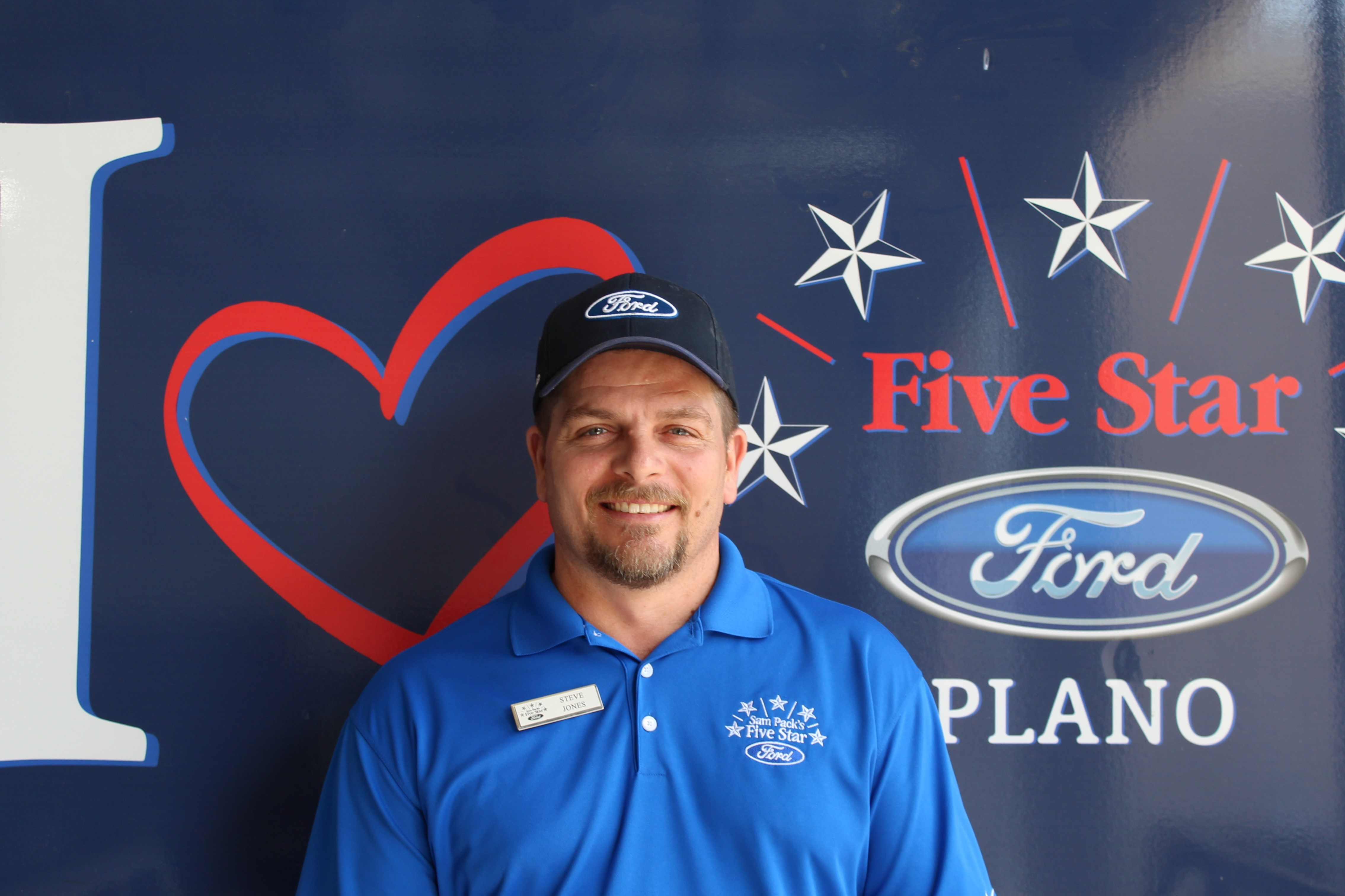 Five Star Ford Plano Team