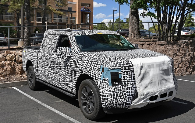 2021 Ford F150 Redesign