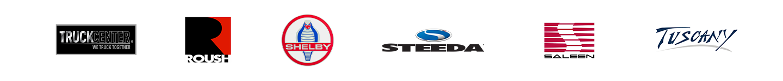 Ford Logo List