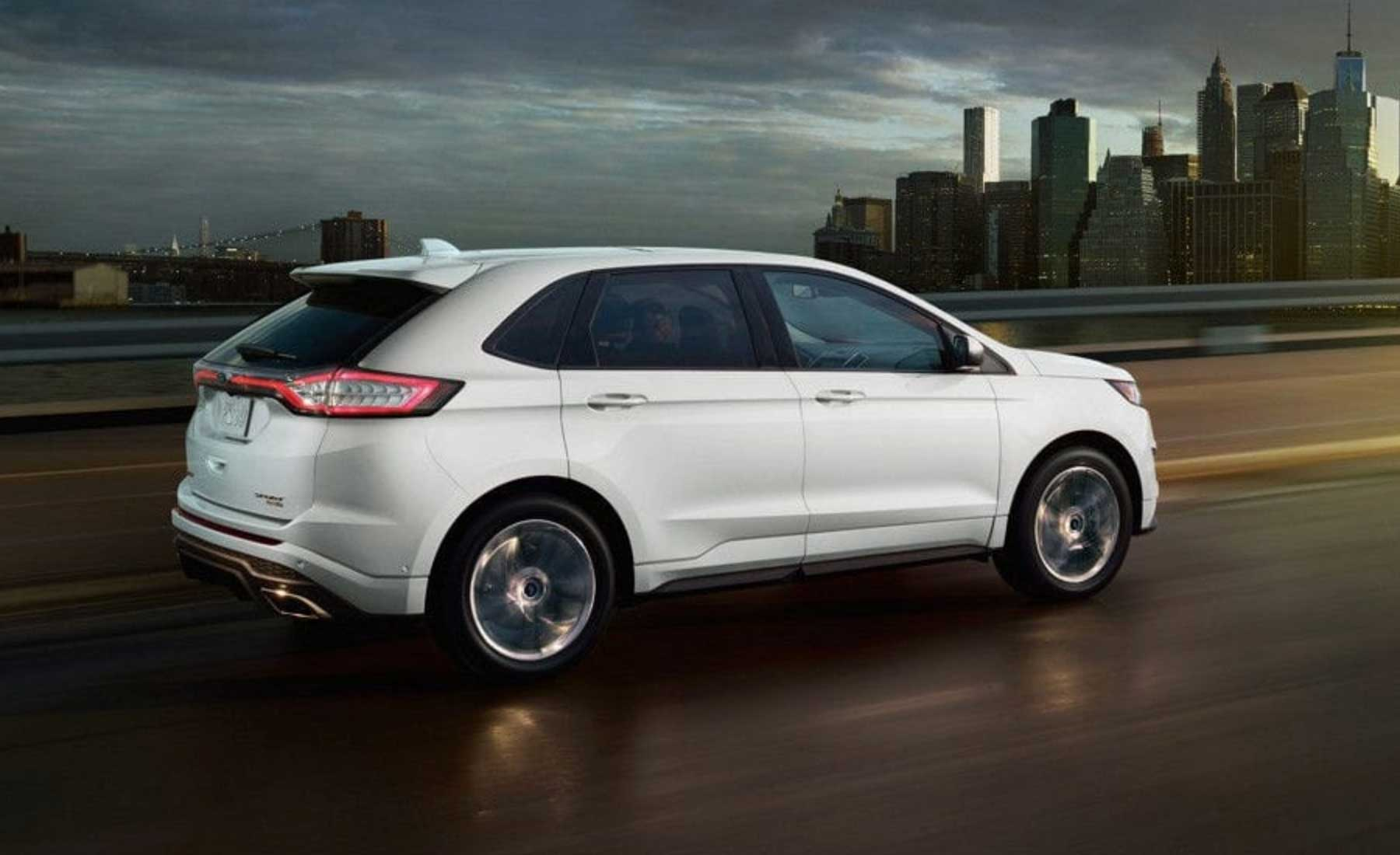 Great Deals On A Ford Edge Downers Grove Il