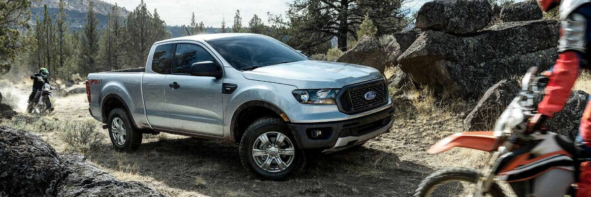 Currie Ford Valpo >> Test-Drive a 2019 Ford Ranger | Ford Trucks near Portage, IN