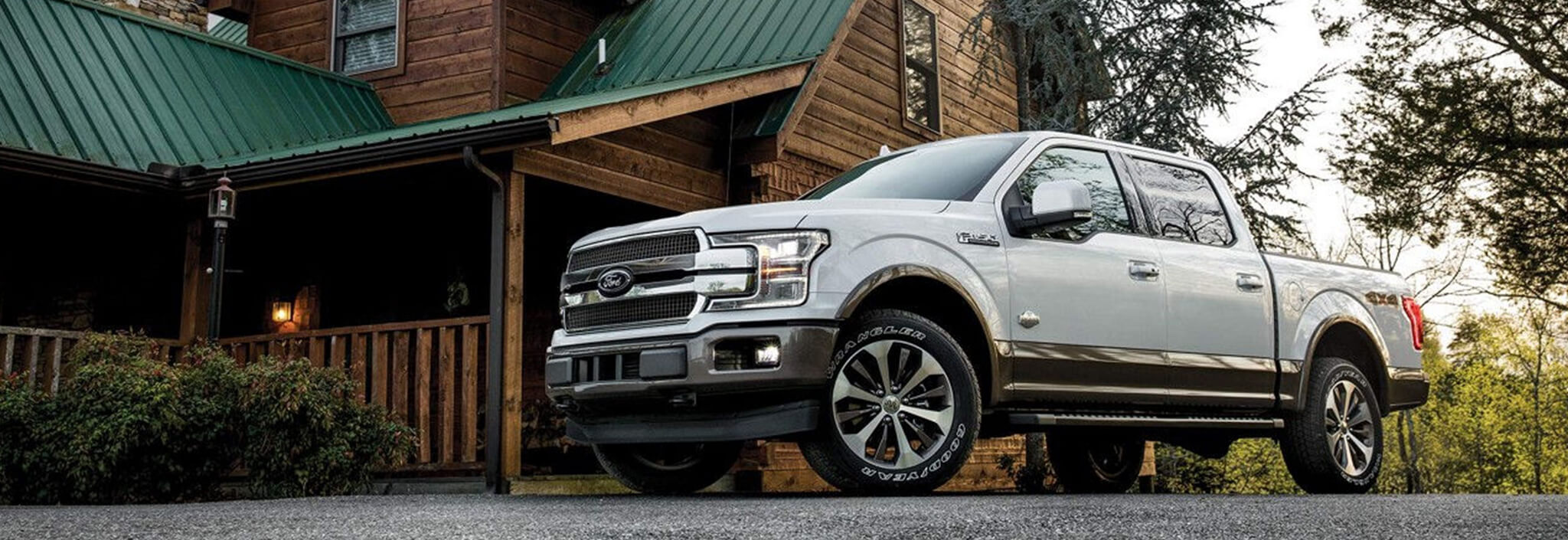 Buy A New 2018 Ford F 150 Truck Dealer Near Portage In Series