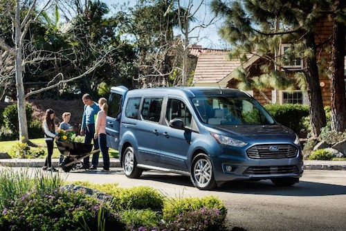 Ford Transit West Covina CA Ford Transit Connect Wagon