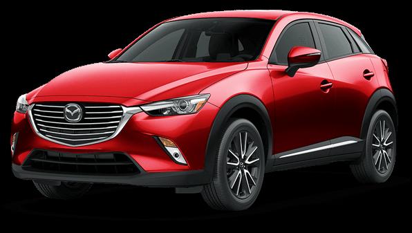 2017 Mazda CX31