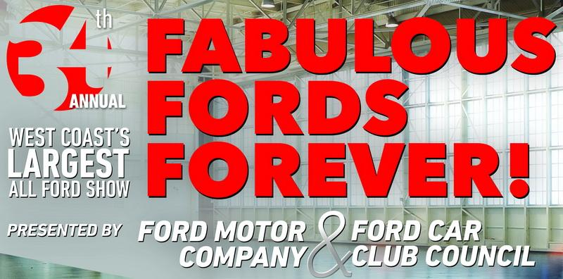 Save the Date: Galpin at Fabulous Fords Forever Banner