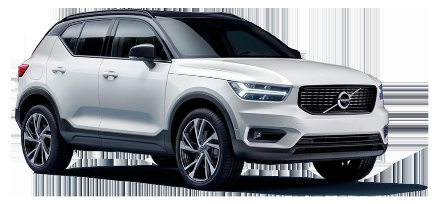 White 2019 Volvo CX40 image