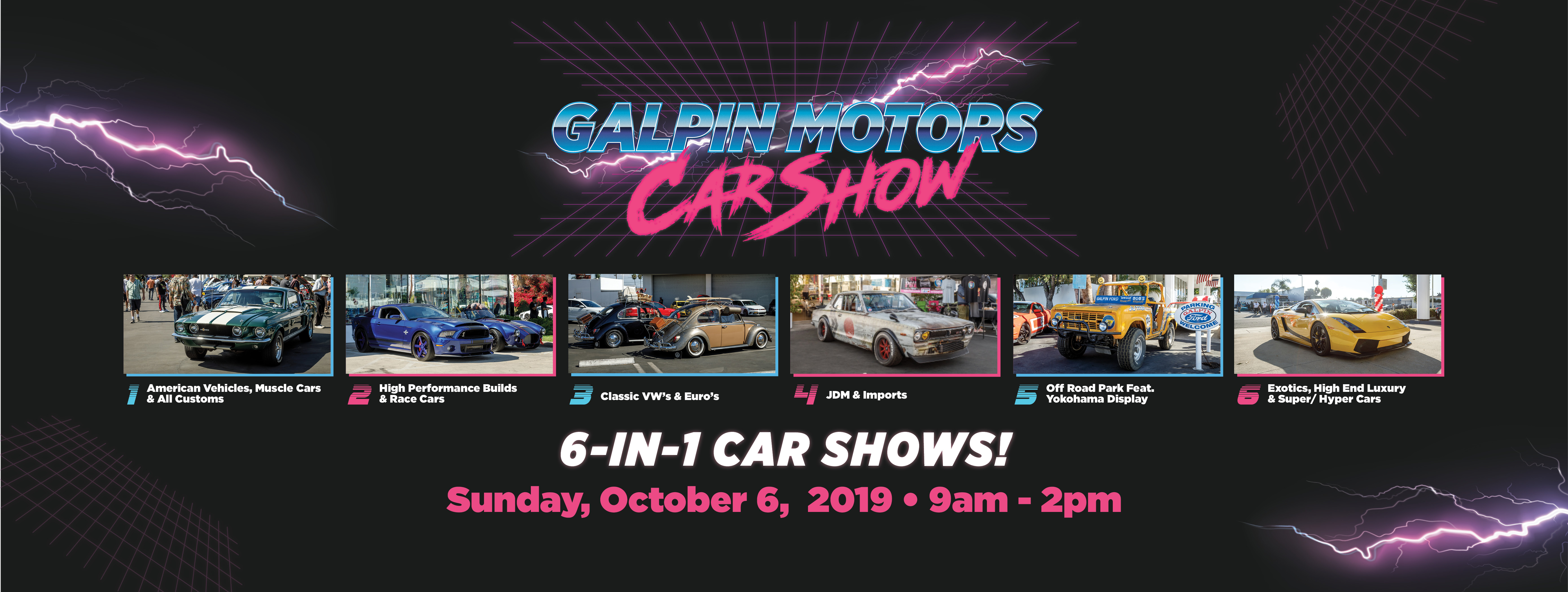 Galpin Ford Service >> This Sunday Galpin S 8th Annual Car Show