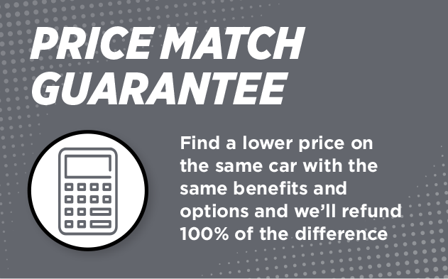 Price Match guarantee image