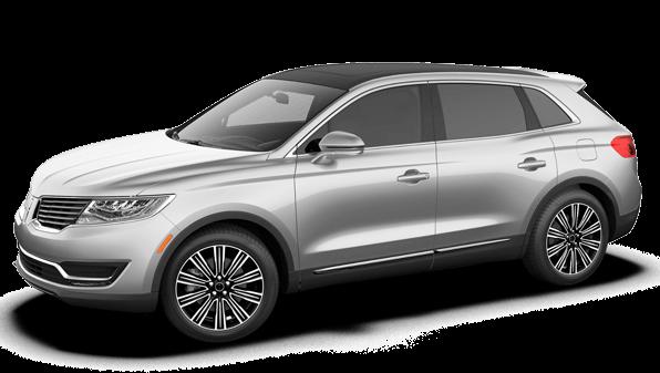 Silver Lincoln MKX