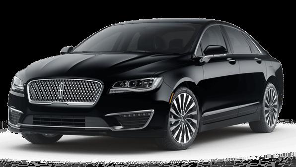 Black Lincoln MKZ1