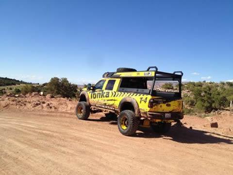 Ford-F250-Tonka-TRex-Truck