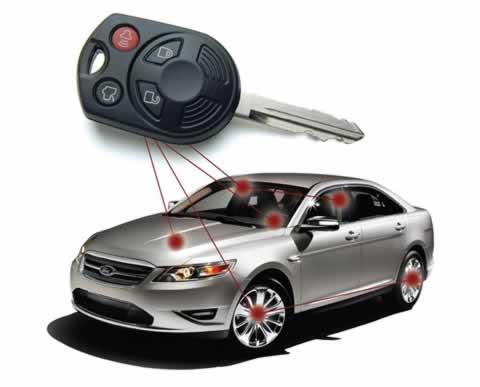 Ford-MyKey-technology