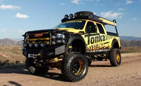 Galpin-Tonka-Truck