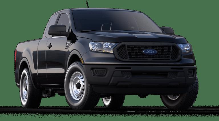 Black 2019 Ranger