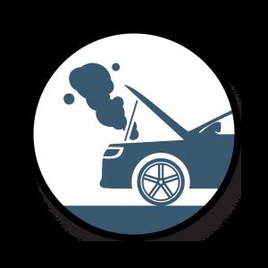 Roadside assistance icon image
