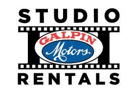 studio rentals galpin motors logo