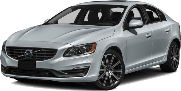 Grey Volvo S60